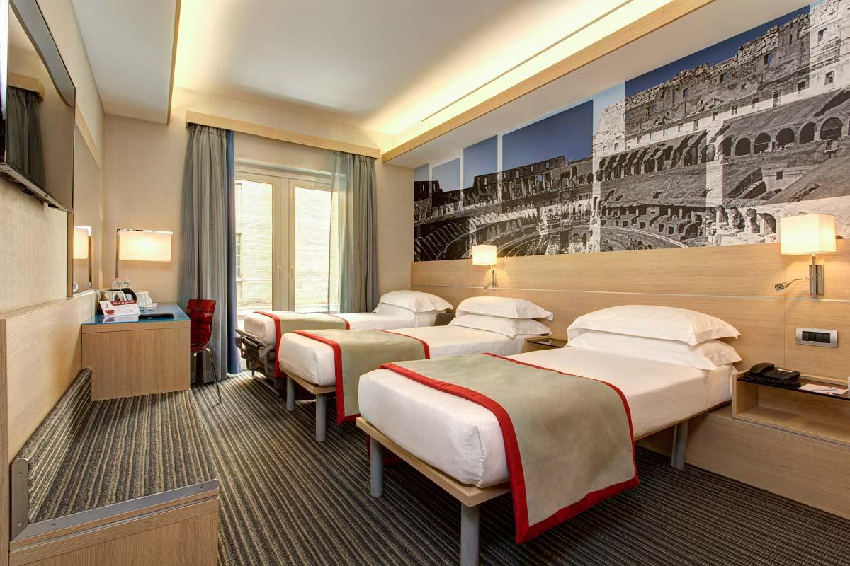 Daily Use Hotel Roma